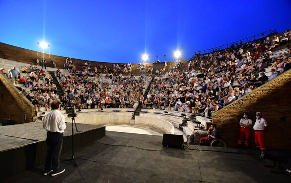 Διεθνές Φεστιβάλ Πάτρας: «Ελευθερία, ο ύμνος των Ελλήνων» - «Ξεδιπλώθηκε» μια από την σημαντικότερες πτυχές της επανάστασης του '21