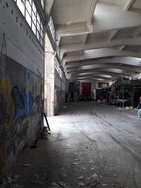 Πάτρα: Κι όμως τα καρναβαλικά πληρώματα χωρούν στον ανακαινισμένο πολυχώρο του πρώην ΑΣΟ