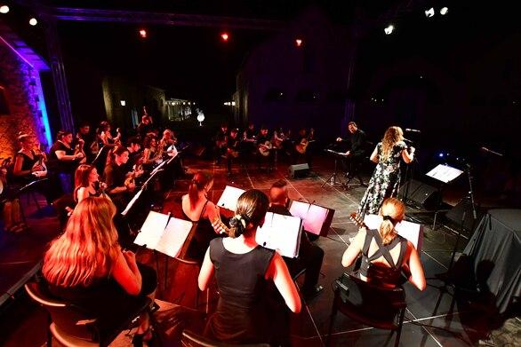 Πάτρα - Μια ατμοσφαιρική μουσική βραδιά στο νέο πολυχώρο των Παλαιών Σφαγείων (φωτο)