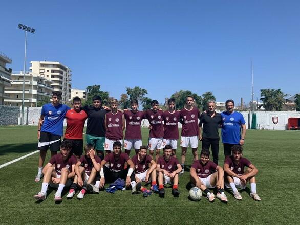 «Έπεσε η αυλαία» για το ηλικιακό γκρουπ Κ16 του 6ου Campo Calcio Paolino