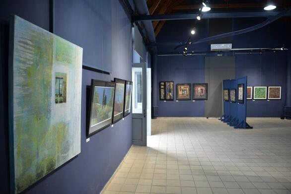 Πάτρα: Άνοιξε τις πύλες της η έκθεση «Illusion/illusion 10+10 POLAND/GREECE» στα Παλαιά Δημοτικά Σφαγεία (pics)