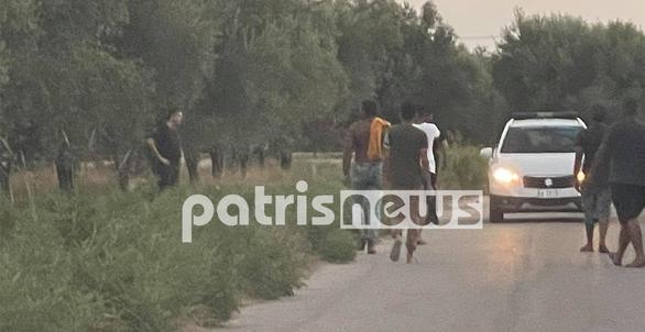 Ηλεία: Aλλοδαπός με κορωνοϊο το έσκασε, πήρε ταξί αλλά δε πήγε μακριά…