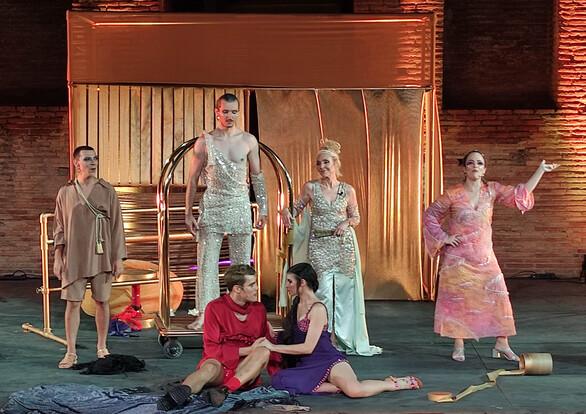 """Ελισσαίος Βγενόπουλος: """"Έρωτας για την Ψυχή του Ρωμαϊκού Ωδείου"""""""