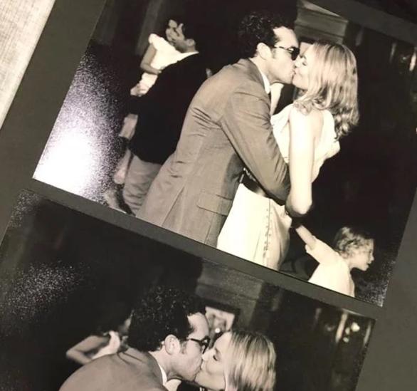 Βίκυ Καγιά: Κλείνει εφτά χρόνια γάμου με τον Ηλία Κρασσά