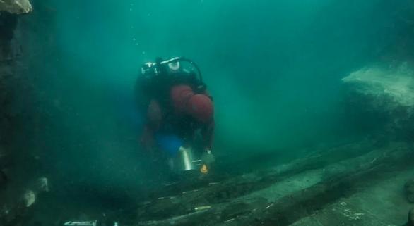 Μοναδικός αρχαιολογικός θησαυρός στον βυθό της Μεσογείου