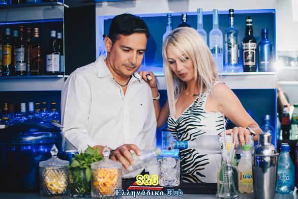 Opening at S&G Ελληνάδικο Club 15-07-21