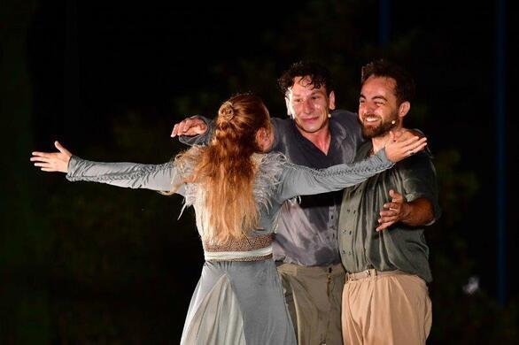 """Πάτρα - """"Ιφιγένεια εν Ταύροις"""": Φίλοι του θεάτρου και της Αρχαίας Τραγωδίας απόλαυσαν μια ξεχωριστή παράσταση (pics)"""
