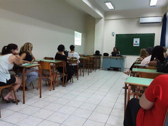 ΠΔΕ - Ολοκληρώθηκε το διήμερο εκπαιδευτικό σεμινάριο «Ασπίδα Υγείας για Γυναίκα & Παιδί»