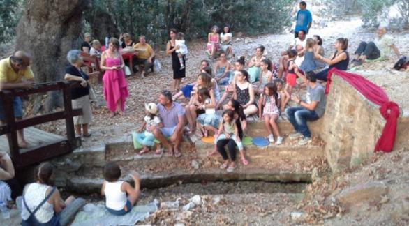 Πάτρα - Έρχονται «Τα παραμύθια της Νερομάνας»