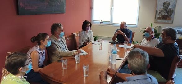Περιφέρεια Δυτικής Ελλάδας: Σύσκεψη για την ορθή αντιμετώπιση κρουσμάτων φυματίωσης