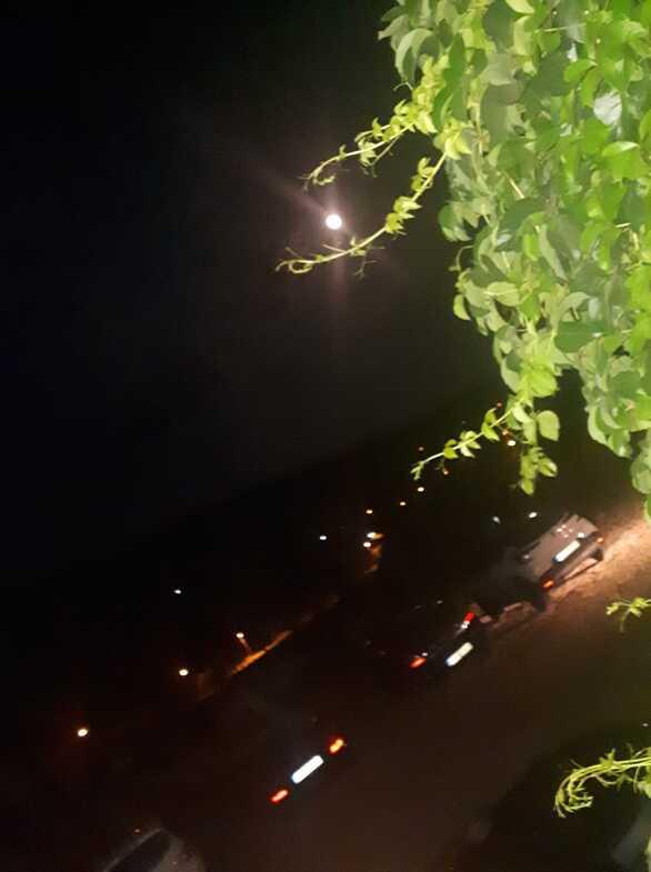 Πάτρα - To φεγγάρι του ελαφιού κέντρισε την προσοχή τη νύχτα του Σαββάτου (φωτο)