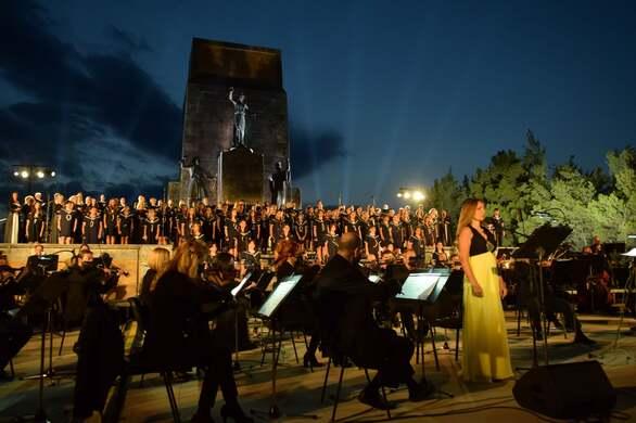 Η Πολυφωνική στις εκδηλώσεις του Δήμου Καλαβρύτων (φωτο)