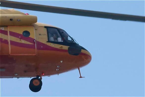 Πάτρα: Η συμβολή των αεροσκαφών στην κατάσβεση των πυρκαγιών (φωτό)