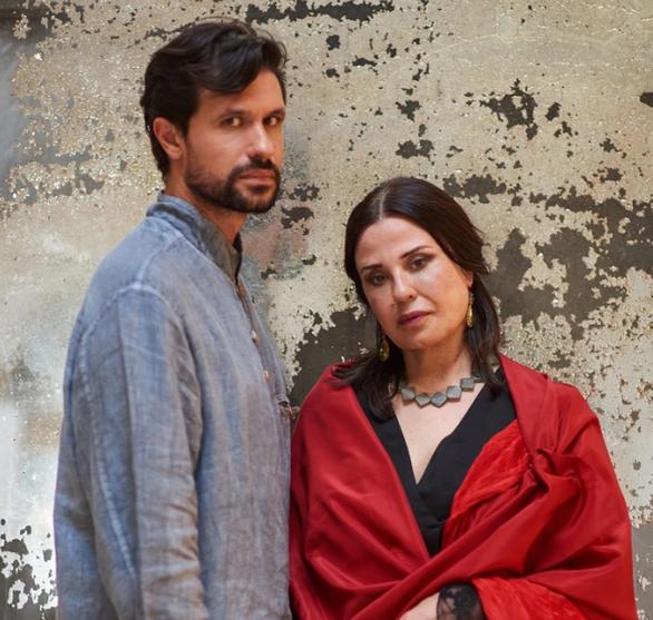 «Σασμός»: Η νέα ερωτική δραματική σειρά του Alpha