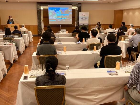 Διαδικτυακή προβολή και προώθηση των κρασιών ΠΟΠ και ΠΓΕ της Περιφέρειας Δυτικής Ελλάδας σε Ν. Κορέα και Ιαπωνία