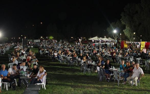 Πάτρα - 47ο Φεστιβάλ ΚΝΕ: Επιτυχημένη και με πλήθος κόσμου η πρώτη μέρα των εκδηλώσεων
