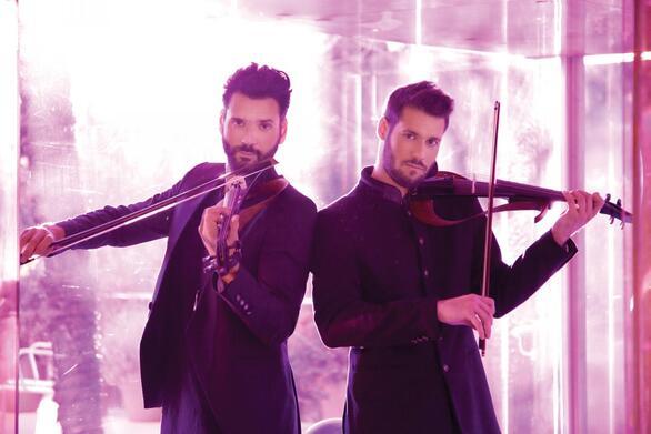 """«Μελωδική πανδαισία» - Οι """"Duo Violins"""" έρχονται στο Bianco!"""