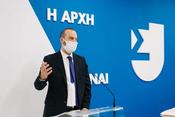 Ο Γενικός Διευθυντής του ΙΕΚ ΣΒΙΕ Νίκος Καστρινάκης ευχαρίστησε όλους τους προσκεκλημένους για την παρουσία τους και παρουσίασε το όραμα των εκπαιδευτηρίων για την περιοχή