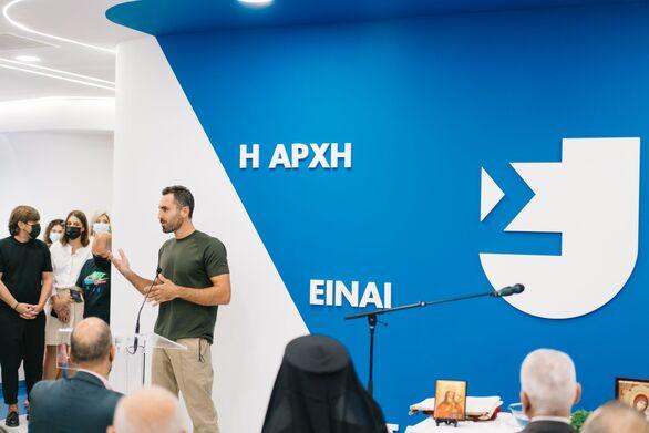 Ο Γιάννης Αποστολάκης, διάσημος chef και σύμβουλος του προγράμματος γαστρονομίας του ΙΙΕΚ ΣΒΙΕ