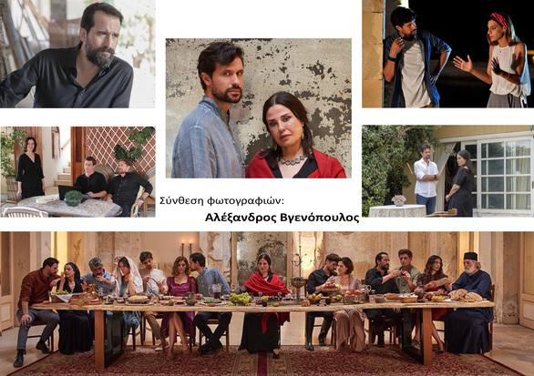 """Ελισσαίος Βγενόπουλος: """"Σασμός - Σεισμός, που ανατρέπει το τηλεοπτικό ανάγλυφο"""""""