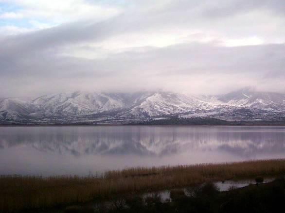 Ένα χειμωνιάτικο ταξίδι στις ομορφιές των Πρεσπών (pics+vids)