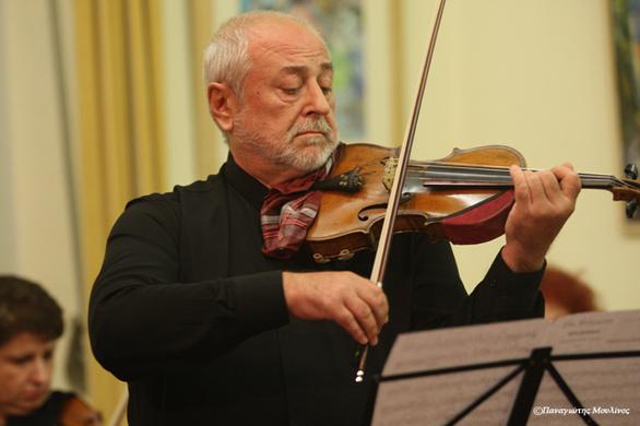 """Συναυλία Μουσικής Δωματίου """"Κουαρτέτο εγχόρδων"""" στο Δημοτικό Ωδείο Πατρών"""