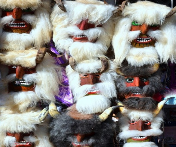 Οι Χριστουγεννιάτικες παραδόσεις ανά τον κόσμο (pics)