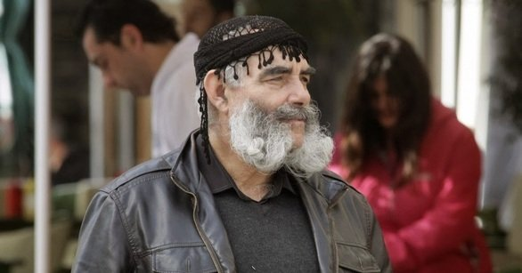 Ένας ξεχωριστός Κρητικός στους δρόμους του Ηρακλείου! (pics)