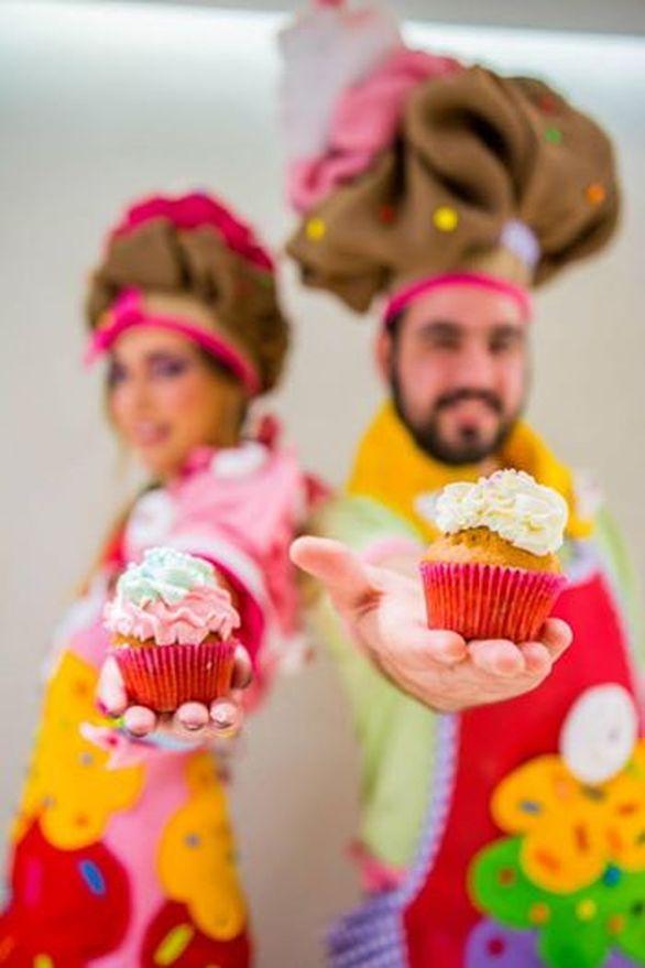 Group 190: Cupcakes