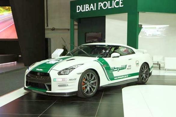Τα περιπολικά του Ντουμπάι ξεπερνούν κάθε προσδοκία (pics)