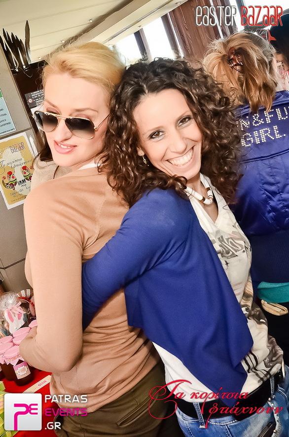"""""""Τα κορίτσια φτιάχνουν"""" - Πασχαλινό bazaar @ Libido Cafe Bar 12-04-14 Part 1/2"""