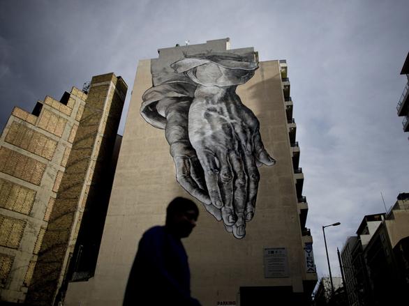 Αν θες να μάθεις την Αθήνα, κοίταξε τα γκράφιτι στους τοίχους (pics)