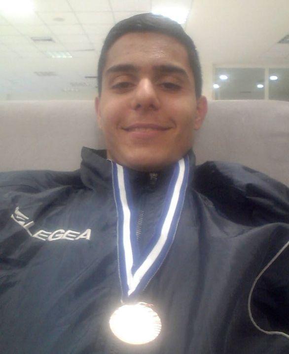 Ο 18χρονος Πατρινός Γιάννης Μασούρας τονίζει: «Θα δώσω το καλύτερο που μπορώ για την Παναχαϊκή» (pics)