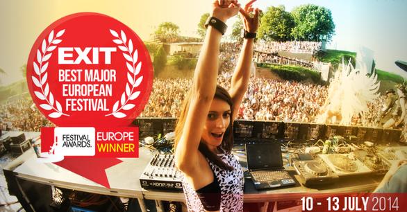 Τελευταίες πληροφορίες για το EXIT Festival 2014!