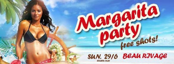 Στην Πάτρα και τριγύρω... 7 beach party για το Σαββατοκύριακο!