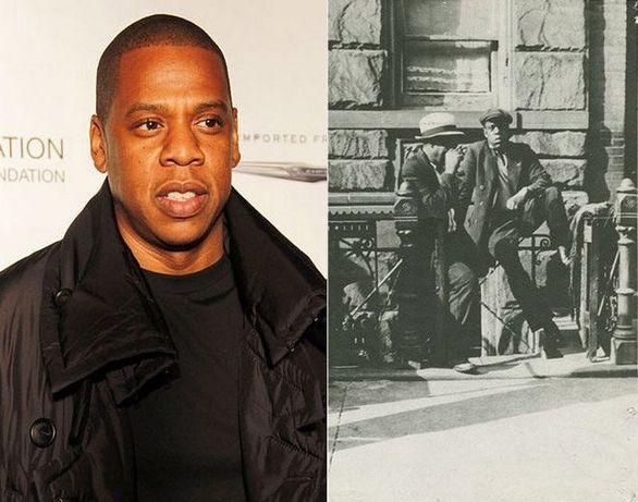 Ο Jay Z και ένας άνδρας από το Harlem του 1860
