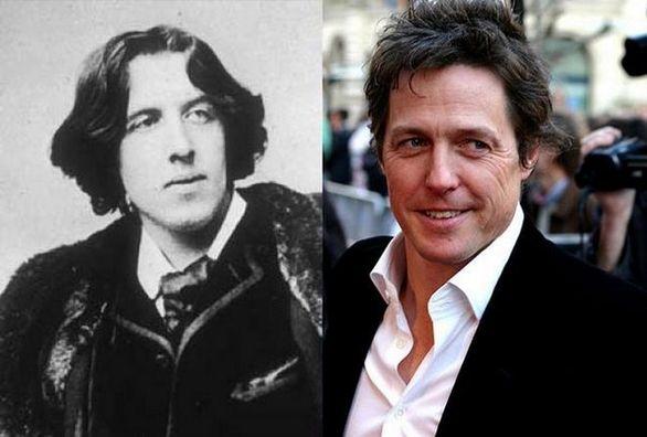 Ο Hugh Grant και ο Oscar Wilde