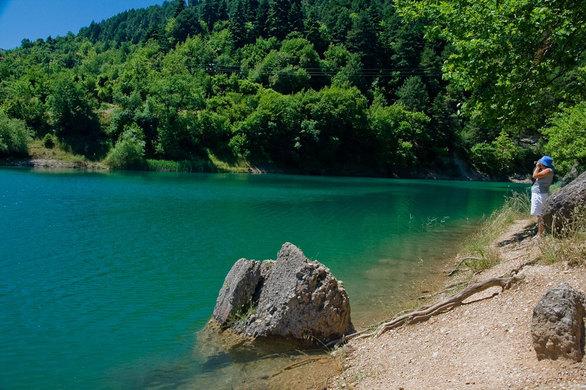"""Αχαΐα - 8 """"μυστικά"""" της Λίμνης Τσιβλού!"""