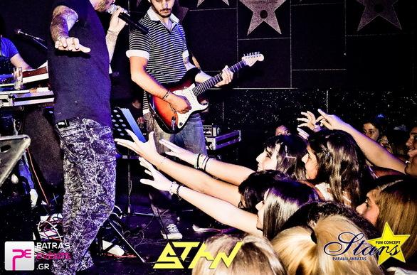 STAN Live @ Stars Fun Concept Ακράτα 19-07-14 Part 2/2