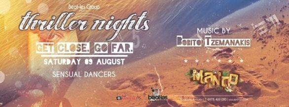 Thriller Nights @ Mango Club