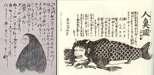 Μύθοι για τα άγνωστα ''θαλάσσια τέρατα'' (pics)