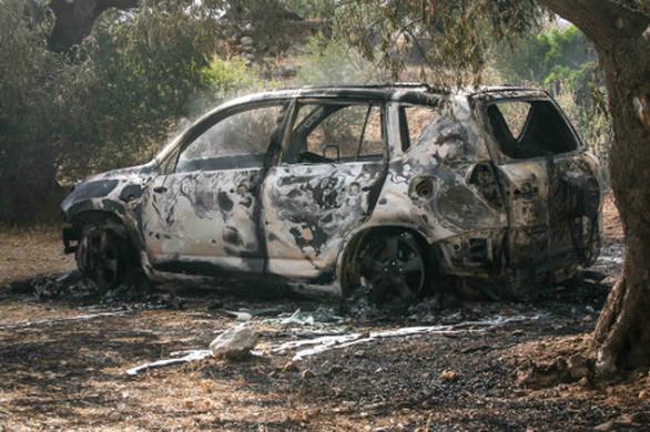 Αυτό είναι το φουσκωτό και το αυτοκίνητο που χρησιμοποίησαν οι δράστες - Δείτε φωτογραφίες