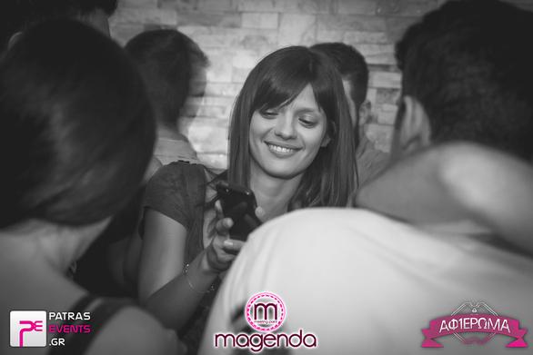 Αφιέρωμα @ Magenda 03/09/14 Part 1/3