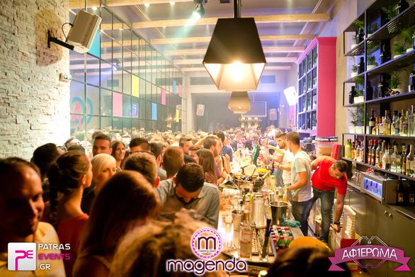 Αφιέρωμα @ Magenda 03/09/14 Part 3/3