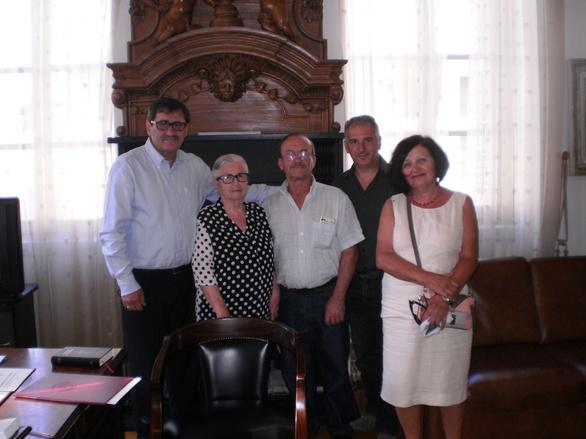 Πάτρα: Ορκίστηκαν επίσημα τέσσερις τοπικοί σύμβουλοι (pics)