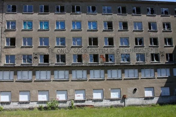 Το Κολοσσαίο των Ναζί που δεν λειτούργησε ποτέ (pics)