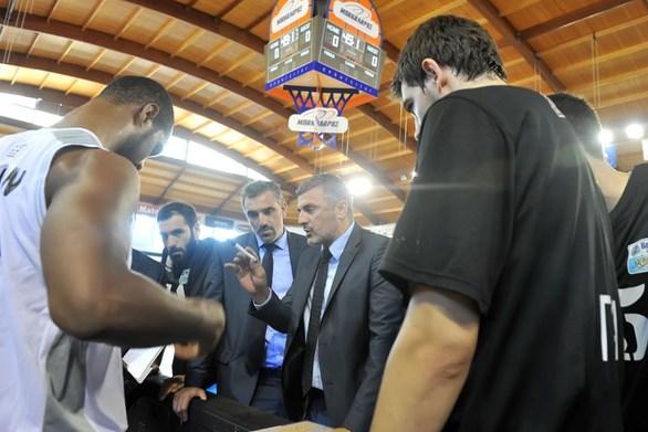Basket League ΣΚΡΑΤΣ: Οι διαιτητές για το παιχνίδι Άρης - Απόλλων Πατρών