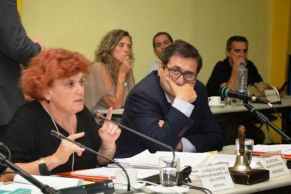 Πάτρα: Ξερόλακκα και Παμπελοποννησιακό Στάδιο στο Δημοτικό Συμβούλιο - Παρών ο Αλέξης Κούγιας