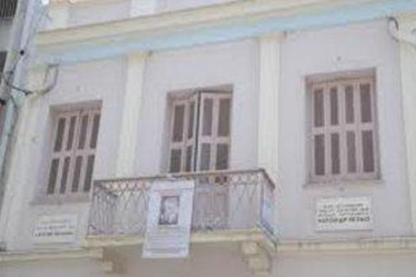 Πάτρα: Πωλητήριο στο σπίτι όπου γεννήθηκε ο Κωστής Παλαμάς – Ο Δήμος αδυνατεί να το αγοράσει