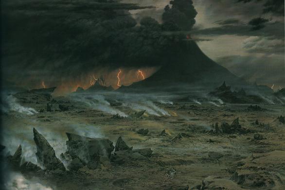Ο σκοτεινός πύργος της Μόρντορ θα δώσει τα φώτα του στην Πάτρα!